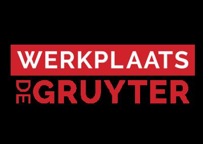 Werkplaats De Gruyter