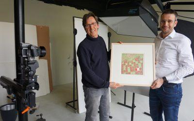 Fotografie Ruud Peijnenburg, al 30 jaar huurder op Veemarktkade 8 Den Bosch