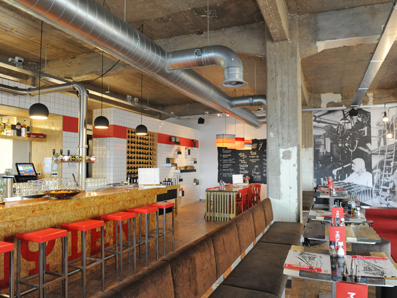 Brasserie De Gruyter Fabriek per 4 juni 2018 weer geopend!