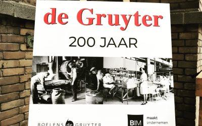 "Symposium ""200 jaar De Gruyter Fabriek"""