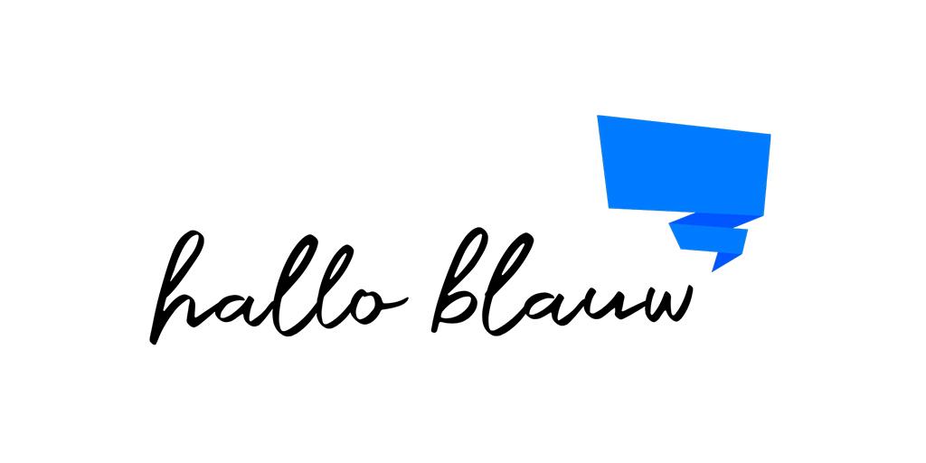 Hallo Blauw
