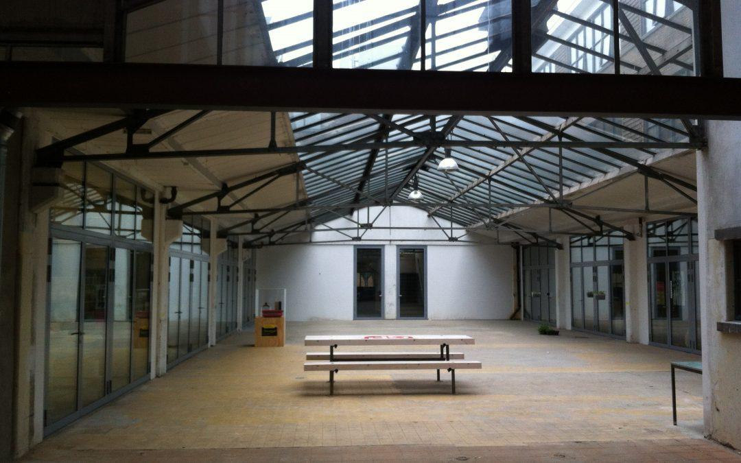 Gruyterfabriek-Atelierweekend 'KUNST & DESIGN' AFGELAST